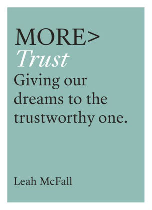 Picture of More Trust