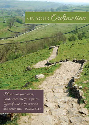 Picture of Hill path: Psalm 25