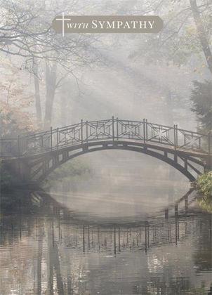 Picture of Bridge in mist
