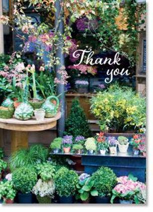 Picture of Parisian florist shop