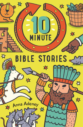 Picture of 10 minute bible stories