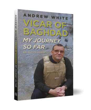 Picture of Vicar of Baghdad - My journey so far