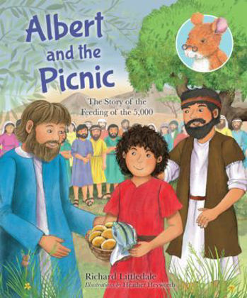 Picture of Albert and the picnic