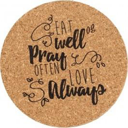 Picture of Eat, Pray, Love Set of coasters
