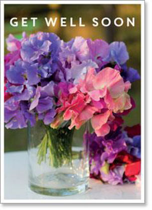 Picture of Sweet Pea posies