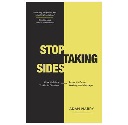 Picture of Stop taking sides