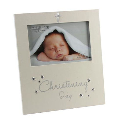 """Picture of Juliana Frame Christening Day 6"""" X 4"""""""