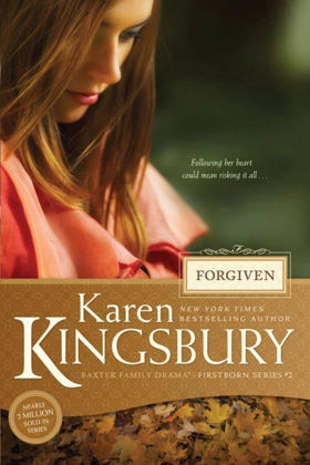 Picture of Forgiven (Firstborn #2)