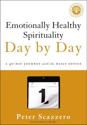 Picture of Emotionally Healthy Spirituality Day by