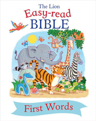 Picture of The Lion Easy-Read Bible