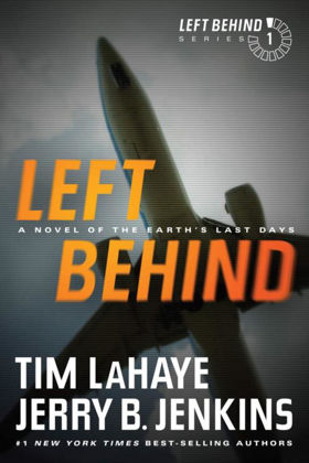 Picture of Left behind (Left behind 1)