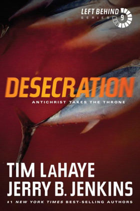 Picture of Desecration (Left behind 9)