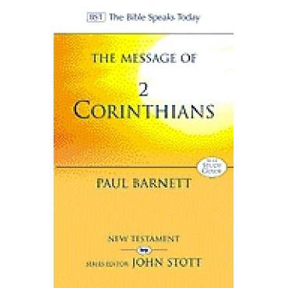 Picture of BST: Message of 2 Corinthians