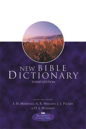 Picture of New Bible Dictionary (3rd edition)