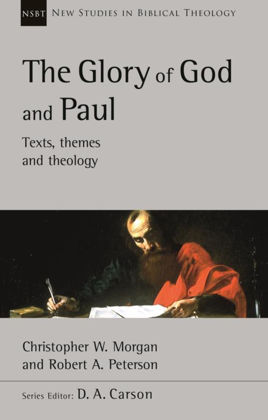 Picture of The Glory of God and Paul (New Studies in Biblical Theology)