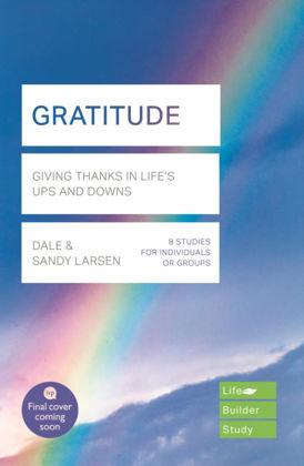 Picture of Gratitude (Lifebuilder Bible Study)