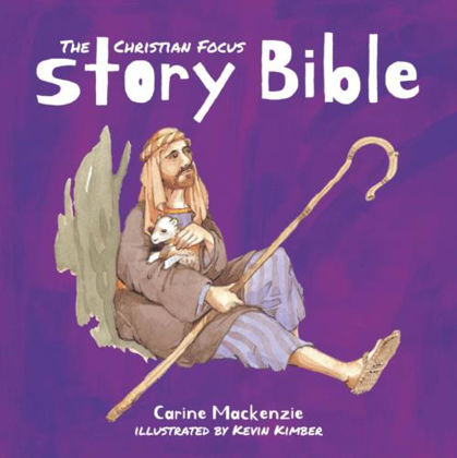 Picture of Christian Focus story bible The