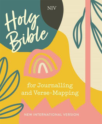 Picture of NIV Bible for journalling and verse-mapp