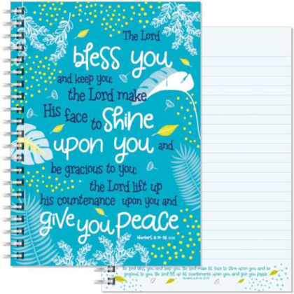 Picture of Bless you A5 notebook