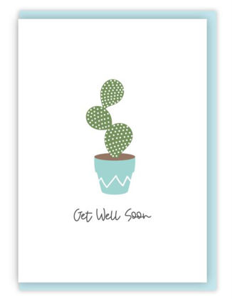 Picture of Get well soon (House jungle)