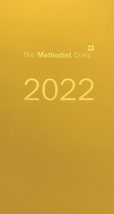 Picture of Methodist diary 2022 Summer Yellow