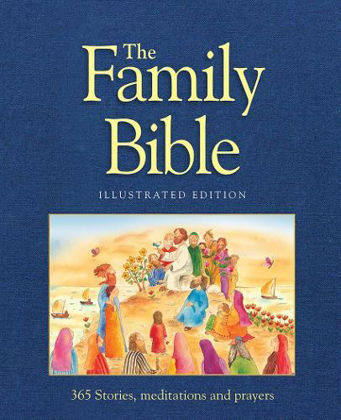 Picture of Family Bible The
