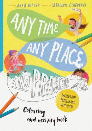 Picture of Any time Any place Any prayer activity book