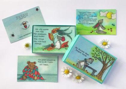 Picture of Landscape prayer cards (12 designs)