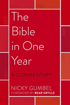 Picture of Bible in one year - a commentary