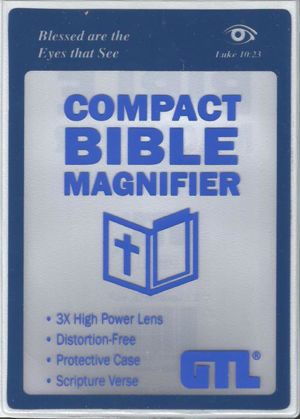 Picture of Compact Bible Magnifier