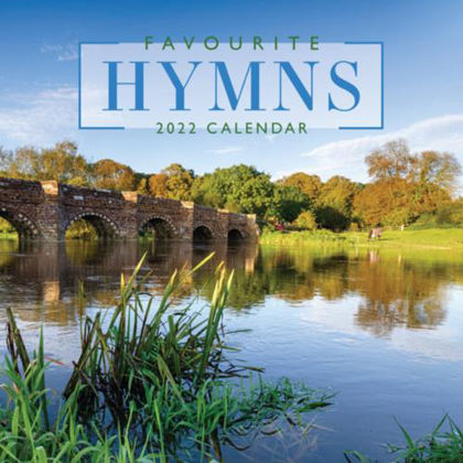 Picture of 2022 Mini Calendar: Favourite Hymns