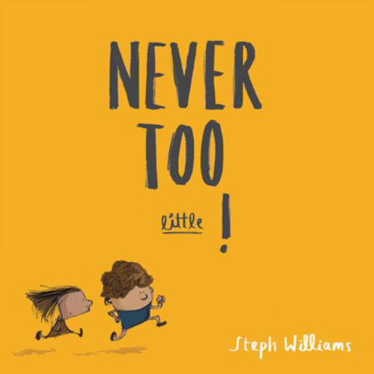 Picture of Never too little (Little Me, Big God)