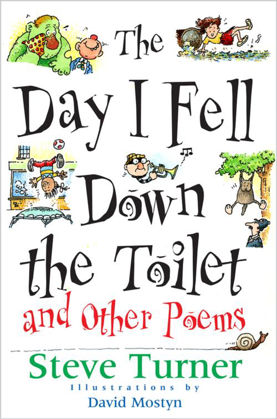 Picture of Day I fell down the toilet The