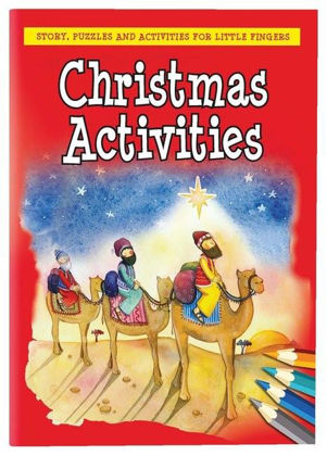 Picture of Christmas activities