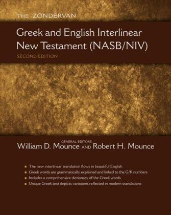 Picture of Zondervan Greek and English Interlinear New Testament (NASB/NIV)