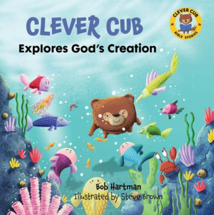 Picture of Clever Cub explores God's creation